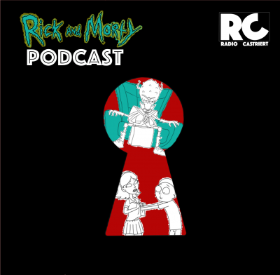 Sneak-Peak - Rick and Morty Podcast