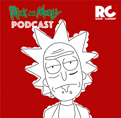 Ist da jemand? - Rick and Morty Podcast